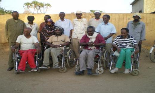 Image result for Paralyzed Eritrean Veteran – living in Kassala Sudan for over 30 years –